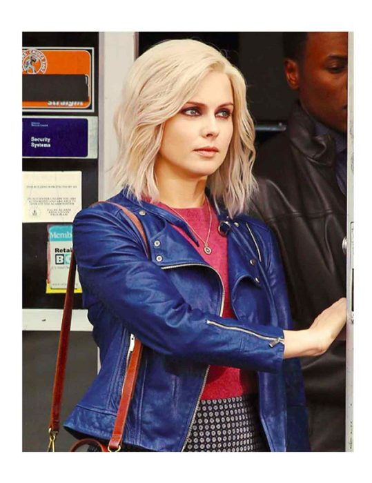 liv moore blue leather jacket