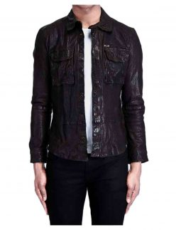 John Pope jacket