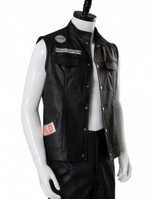 john days gone leather vest