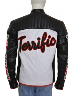 mr terrific jacket