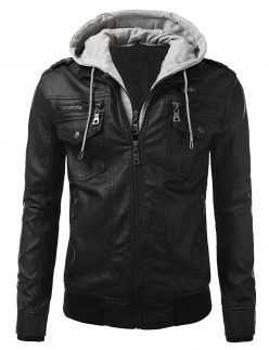 mens slim fit bomber jacket