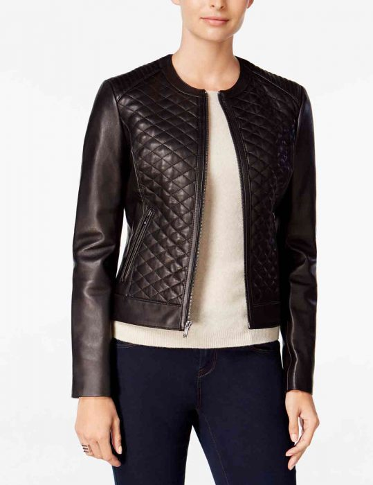 quilted bomber jacket for womens