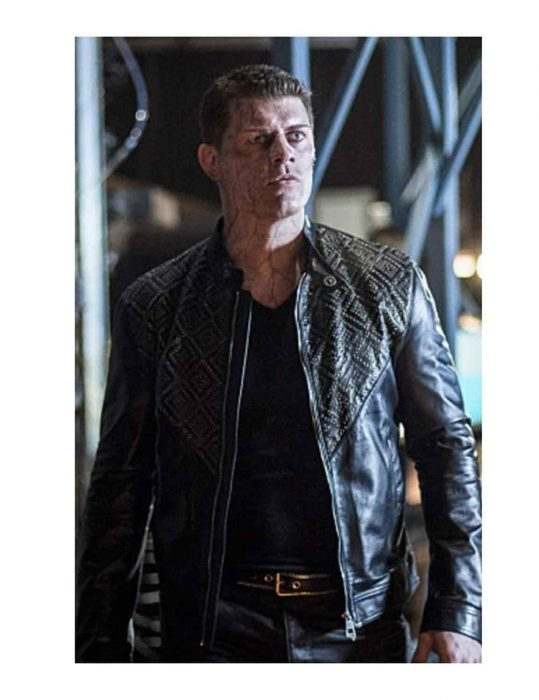 arrow cody rhodes jacket