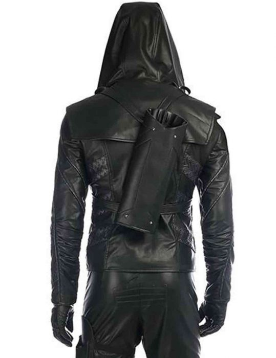 arrow prometheus jacket