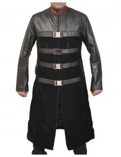 john farscape trench coat