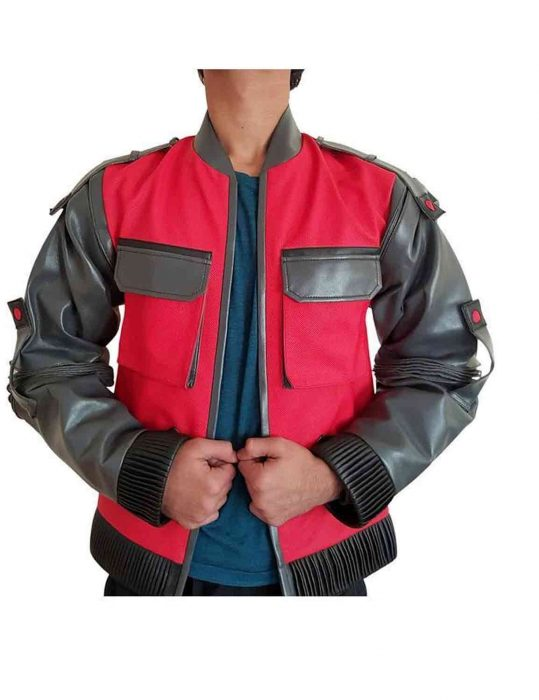 back to the future 2 jacket