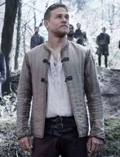 sword as charlie hunnam jacket