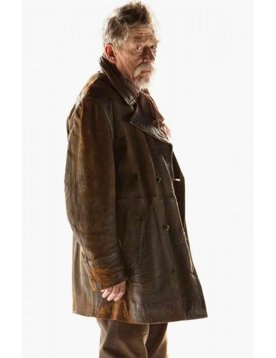 the war doctor coat