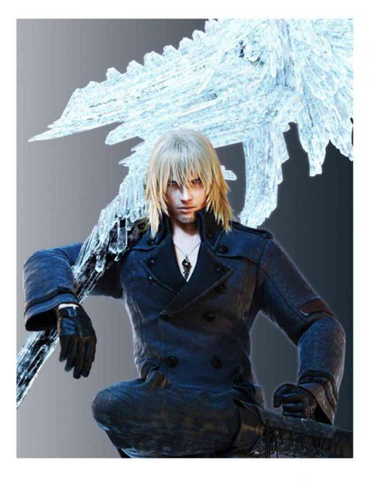snow villiers leather jacket