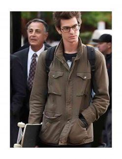 peter parker jacket
