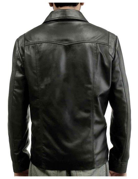 brad pitt jackie jacket