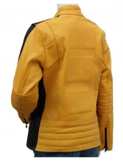 kill bill yellow jacket