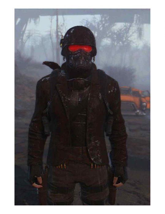 fallout 4 scavenged jacket