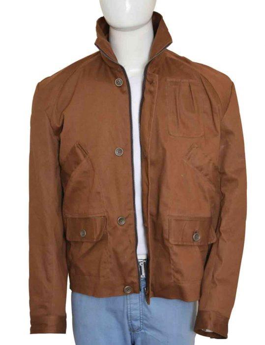 oliver queen jacket