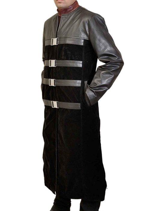 peacekeeper trench coat