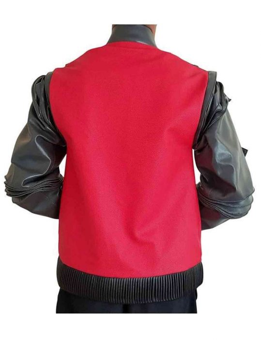 back to the future jacket replica