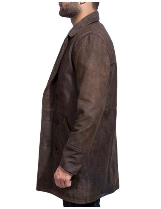war doctor leather jacket