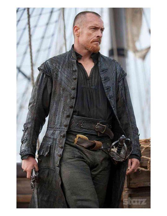 captain flint jacket