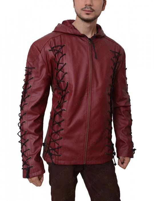 arrow arsenal jacket