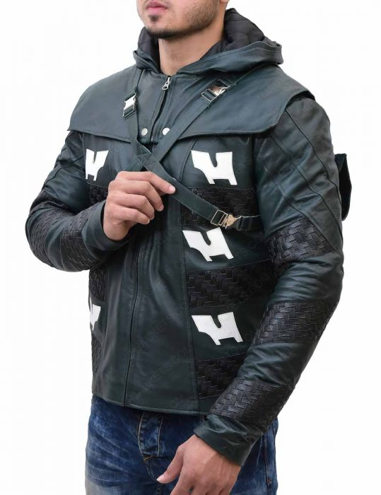 arrow-prometheus-leather-jacket