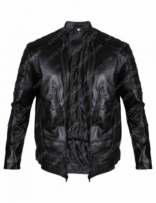 black eobard thawne jacket