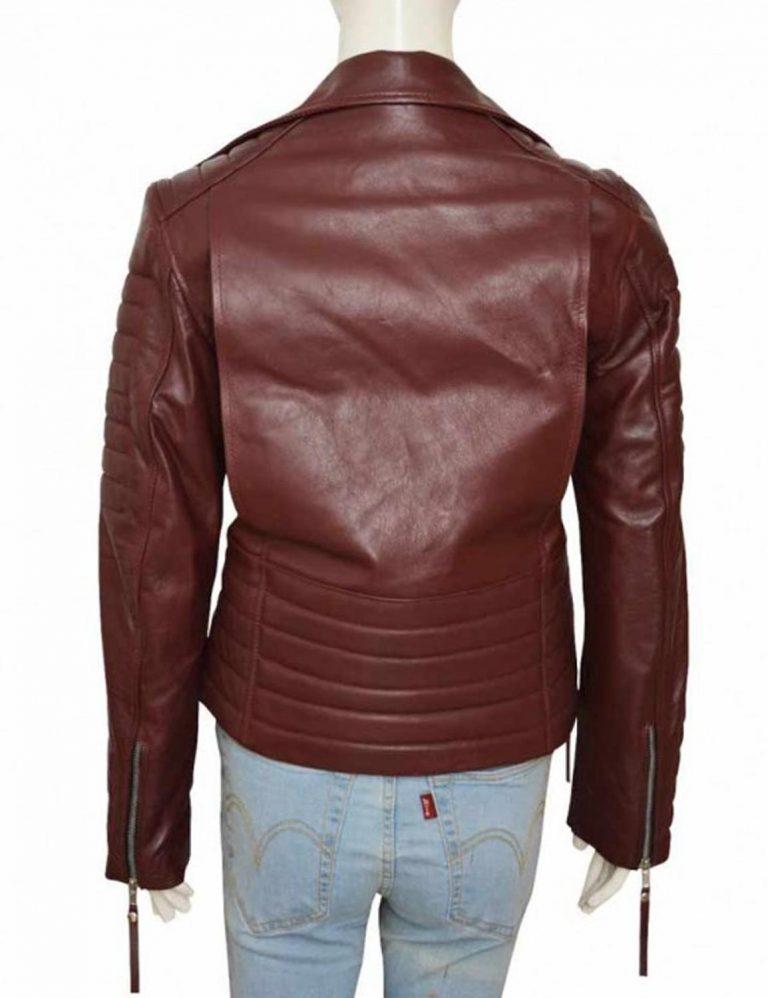 Brooklyn Nine-Nine Detective Rosa Diaz Motorcycle Leather
