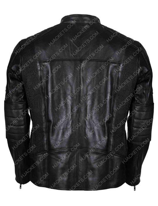 eobard thawne black jacket