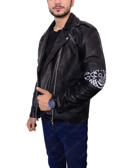 instant crush shark daft punk jacket