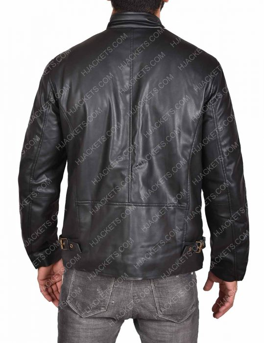 martin riggs leather jacket
