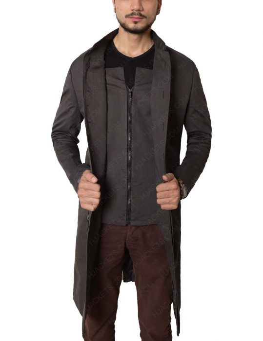 the governor trench coat