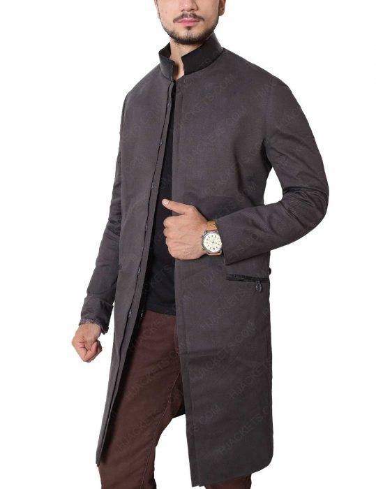 the walking dead coat