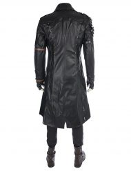 playerunknown's trench leather coat