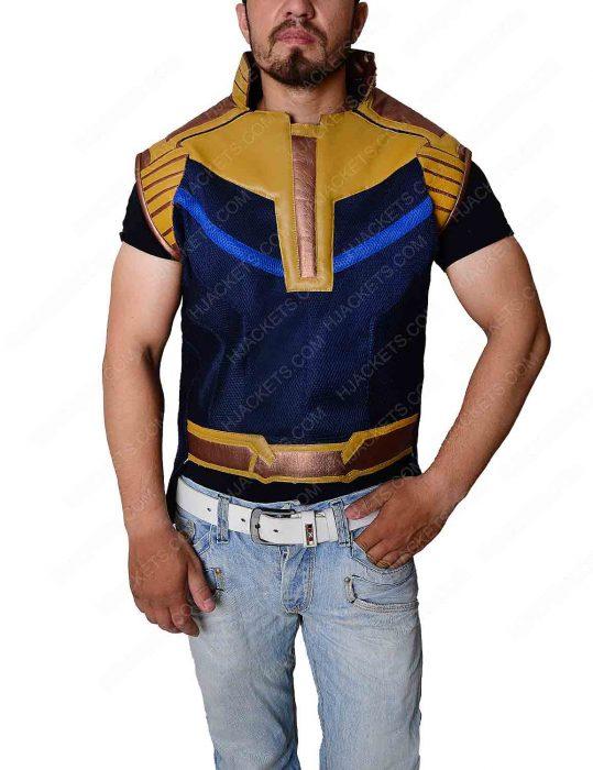 infinity war thanos vest