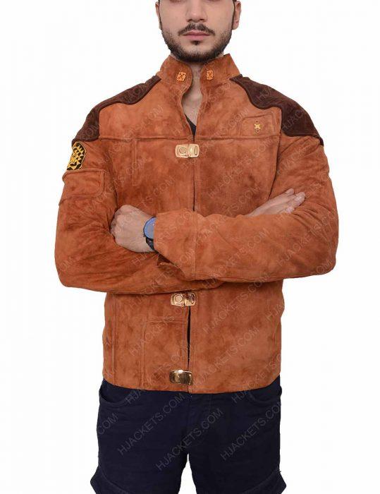 battlestar galactica warrior jacket