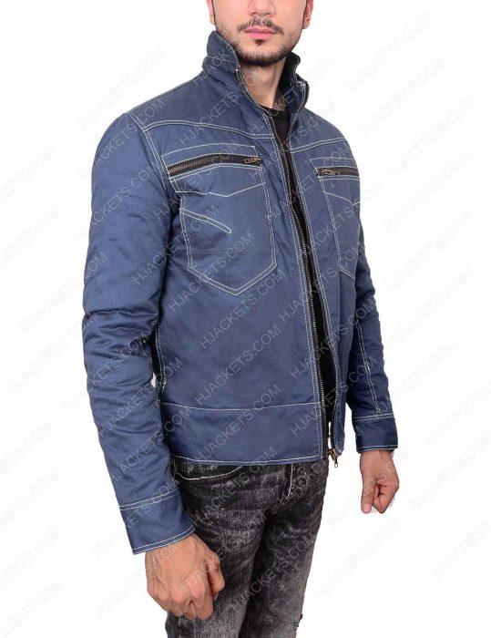 vincent keller denim jacket