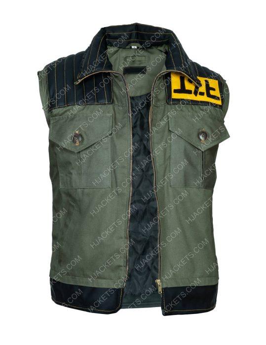 Ghoul My Chemical Romance Mcr Vest