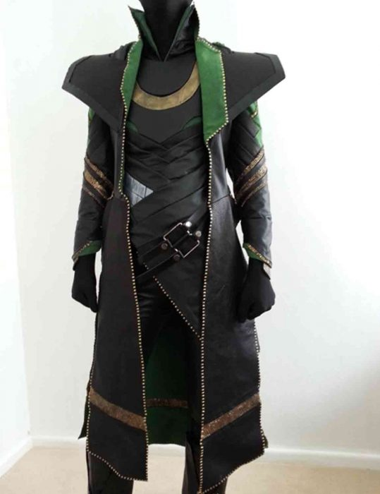 the avengers loki coat