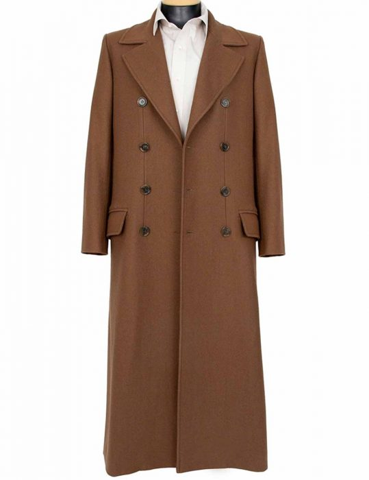 10th doctor trench coat