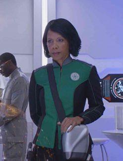 dr claire finn jacket
