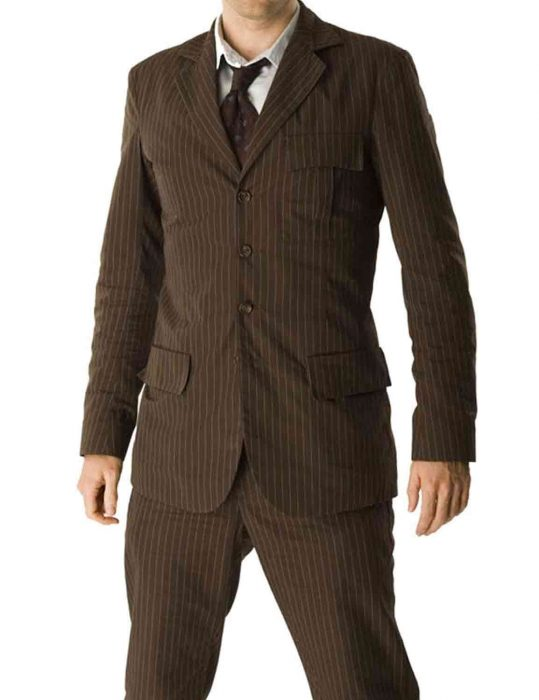 10th doctor suit
