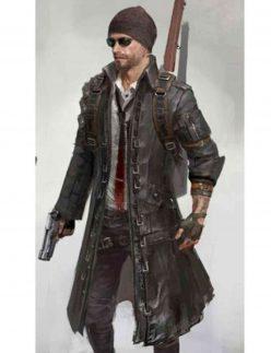 battle ground playerunknowns coat