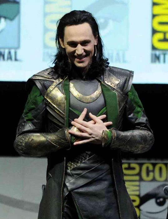Tom Hiddleston Costume