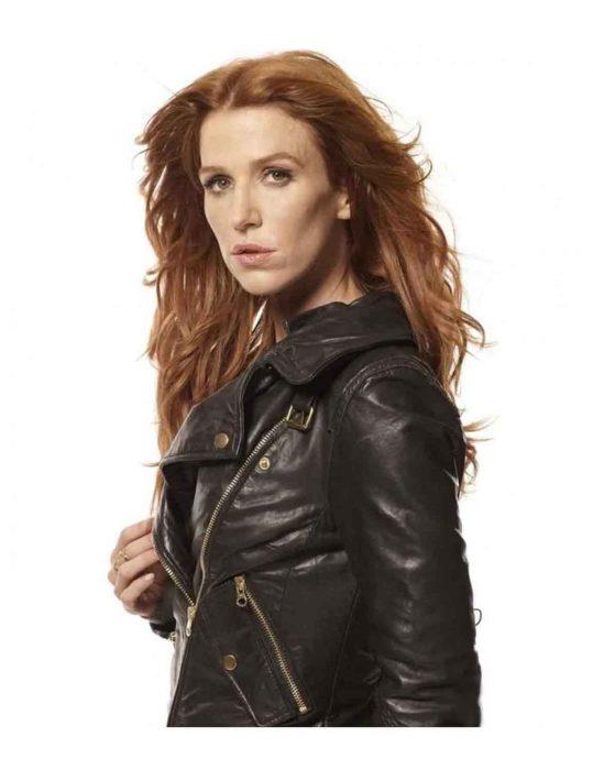 poppy montgomery leather jacket