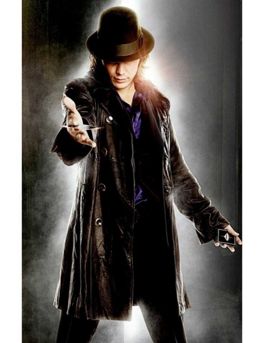 remy lebeau coat