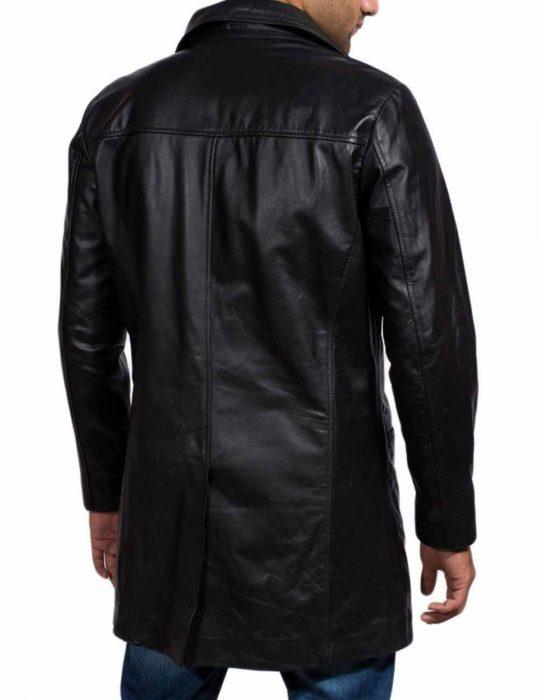 max payne leather coat