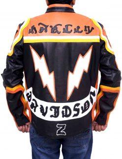 mickey rourke harley davidson marlboro man jacket