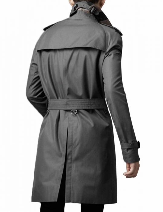 simons trench coat