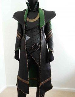 loki coat