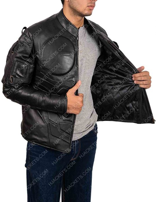 Kristofer Gummerus Rendel Romo Leather Jacket