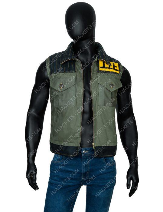 Mcr My Chemical Romance Ghoul Vest